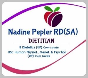 Nadine Pepler - Dietitian
